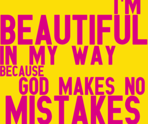 beautiful, god, and mistakes image
