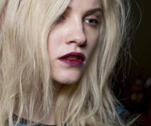 model, blonde, and ginta lapina image