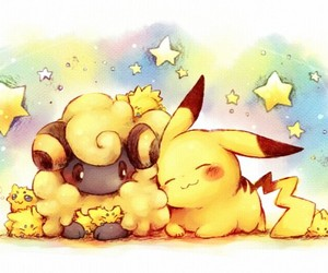 pokemon, pikachu, and kawaii image