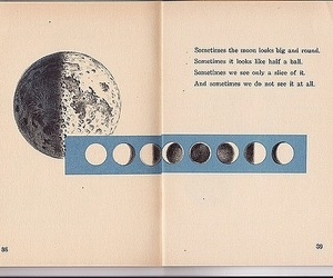 moon and book image