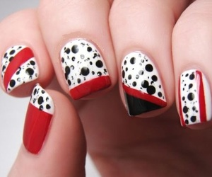 disney, nail art, and nails image