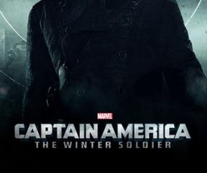 bucky, chris evans, and steve rogers image