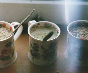 cup, vintage, and hipster image