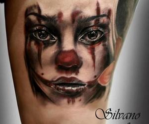 clown and silvano fiato image