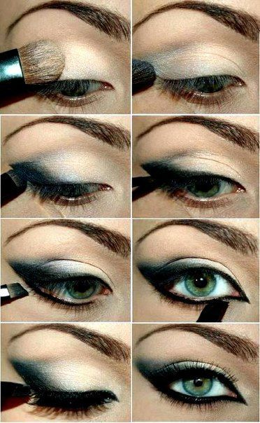 How To Do Catwoman Eye Makeup