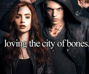 city of bones, Jamie Campbell Bower, and movie image