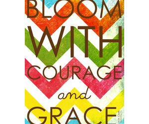courage, grace, and quote image
