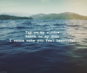 quote, maroon 5, and she will be loved image