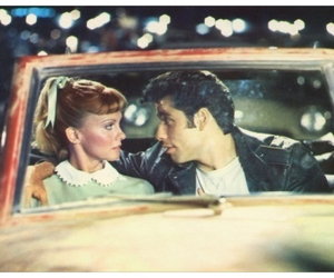 grease, love, and film image