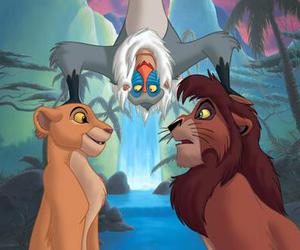 disney and lion king image