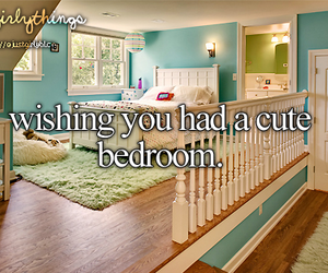 cute, bedroom, and wish image