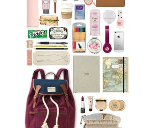 bag, fashion, and look image