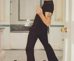 dave, gahan, and respect image