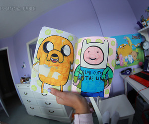 quality, finn, and JAKe image