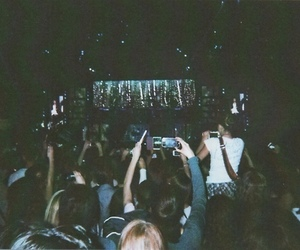 concert and grunge image