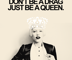 fashion, Queen, and born this way image