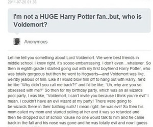 funny, harrypotter, and lol image