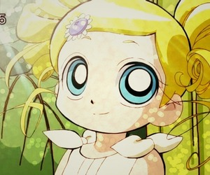 bubbles and powerpuff girls z image