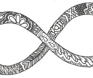 infinite and infinity image