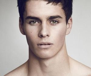 boy, Hot, and eyes image
