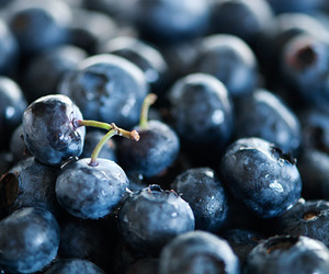 blue, food, and grapes image