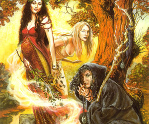 wicca and witch image