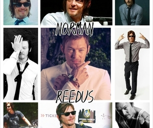 handsome, norman reedus, and sexy image