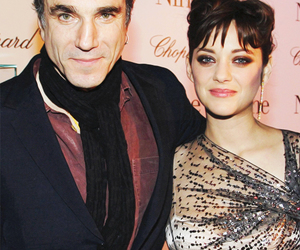 daniel day lewis and Marion Cotillard image