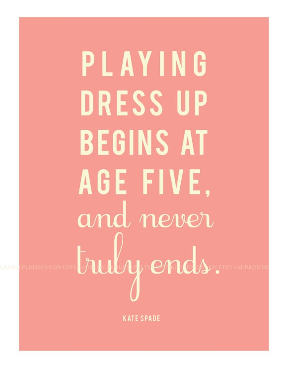 Kate Spade Quote Print For Closet On We Heart It Fascinating Kate Spade Quotes