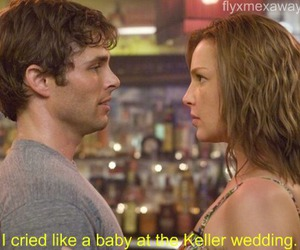 27 dresses, movie, and couple image