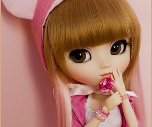 kawaii, pullip doll, and cute image