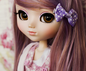 kawaii, doll, and pullip doll image