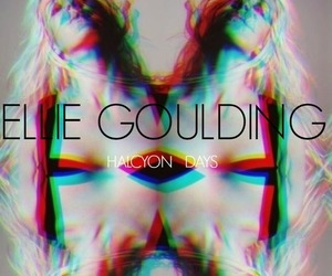 album, album cover, and Ellie Goulding image