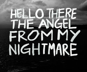 nightmare, angel, and blink 182 image