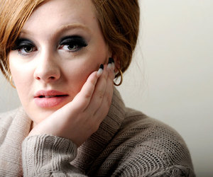 Adele, daydreamer, and perfect image