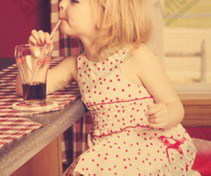 girl, cute, and kid image