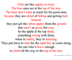 boy, girls, and quotes image