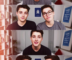 jacksgap, jack harries, and finn harries image