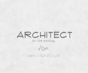 architect and student image