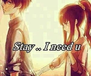 boy, need, and stay image