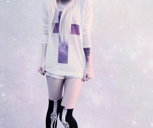pastel goth and pastel image