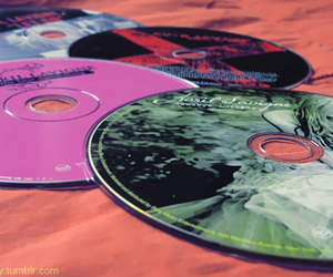 Avril Lavigne, let go, and goodbye lullaby image