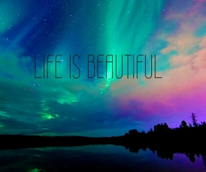 beauty, blue, and life image