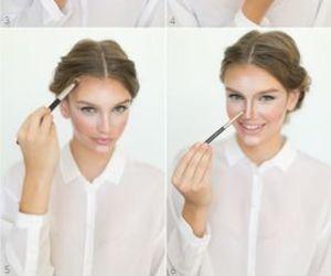 makeup, make up, and adicionar mais tags image