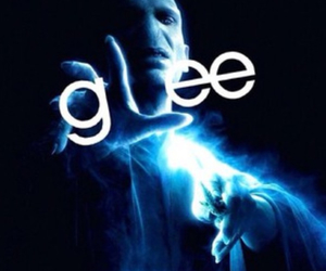 glee, voldemort, and harry potter image