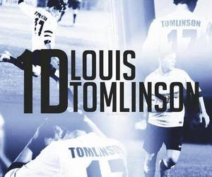 champion, onedirection, and louistomlinson image