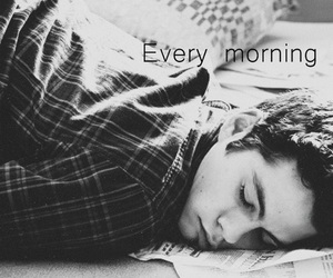 teen wolf, dylan o'brien, and morning image