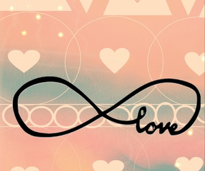 love and infinito image