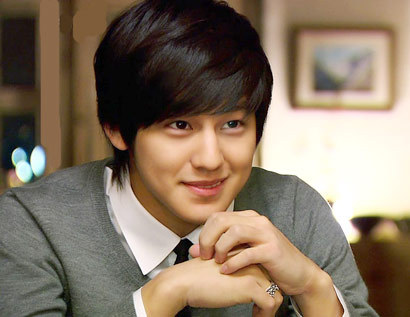 Kim Bum dalam drama Boys Over Flowers