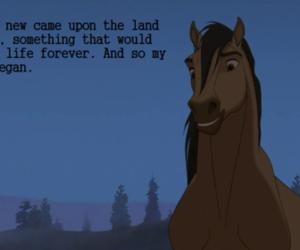 spirit, horse, and movie image